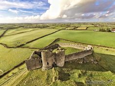 "Castle Roche in Co. Louth was known in the old records as ""Castlellum de Rupe"". It is a Norman castle built in 1236 AD and is one of the most spectacular castles in Ireland. Castle Roche is located in the hills north-west of Dundalk, It was the seat of the De Verdon family."
