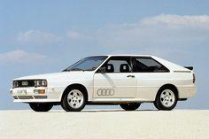 Audi Quattro von 1982