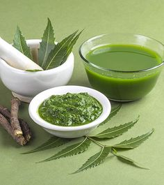 Also called as the 'wonder leaf', neem has many medicinal uses in Ayurveda. Given here are 10 amazing benefits of Neem paste for skin to include in skin care regimen Home Remedies For Acne, Acne Remedies, Natural Remedies, Ayurvedic Remedies, Health Remedies, Organic Skin Care, Natural Skin Care, Organic Beauty, Natural Baby