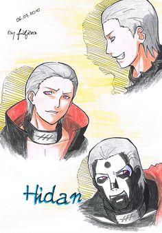 Hidan 1 by fidjera.deviantart.com on @deviantART