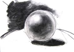 charcoal drawings for beginners   Start from the beginning and learn the basics of drawing, with step-by ...