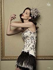 Flapper fashion