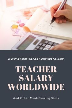 Research findings on the teaching profession around the world. Teacher Salary, Teaching Profession, Professional Development, Mind Blown, Mindfulness, Continuing Education, Consciousness