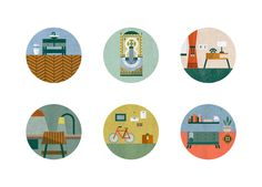 Lotta Nieminen Pictogram, Colorful Drawings, Public Art, Illustration Art, Illustrations, Lotta Nieminen, Doodles, Typography, Flat Icons