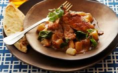 Slow Cooker Chicken Curry by Food Network Kitchens (Chicken) @FoodNetwork_UK