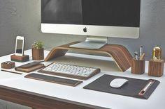 The Men's Shop: Get Yourself a Grown Up Desk #menslifestyles