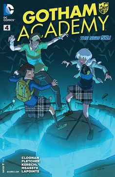 Gotham Academy #001-004 Free Download. Get FREE DC and Marvel Comic Download only on GetComics