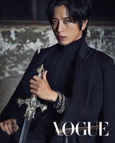 Vogue Korea Model: Lee Jin Wook, CN Blue's Jung Yong Hwa,, Yang Dong Geun, & Jung Hae In August 2014