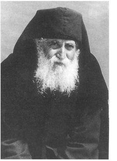 Elder Paisios of the Holy Mountain
