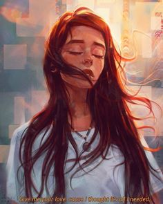 Digital Art Girl, Digital Portrait, Portrait Art, Art Drawings Sketches, Cute Drawings, Portraits From Photos, Cartoon Art Styles, Anime Art Girl, Girl Cartoon