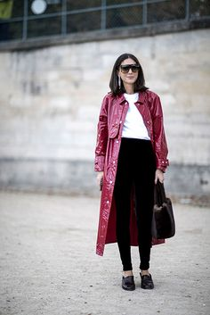 What are at Fashion Week in Paris: Part 4, Buro 24/7