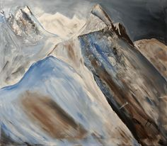Landschaften www.sieglindespringer.com Painting, Art, Landscapes, Art Background, Painting Art, Kunst, Paintings, Performing Arts, Painted Canvas