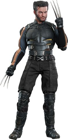 Hot Toys Wolverine Sixth Scale Figure $249.99!  Click on pictures until you get to the main page for more pics, details, and to pre-order this now!