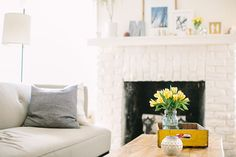 Sarah Minegar's Summit, NJ Home Tour #theeverygirl