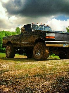 Lifted Ford Trucks