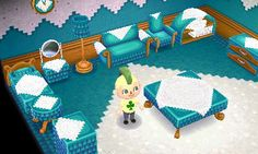 Guide showing how the Festivale holiday event works in Animal Crossing: New Leaf for Nintendo Includes tips, dates, and a look at Pavé furniture. Picnic Blanket, Outdoor Blanket, Animal Crossing 3ds, Happy Home Designer, City Folk, Funny Hats, Animal Games, New Leaf, Holidays And Events