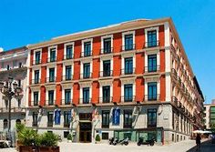 Intur Palacio San Martin - Our hotel in Madrid and the site of the first American Embassy in Madrid.