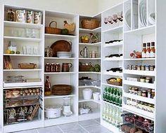 pantry laundry room combo | Gary's Custom Closets New Jersey Custom Closets Bergen County : Garage ...