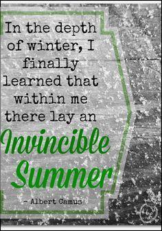 Invicible Summer l Homestead Lady (.com)