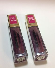 (Pack of Hansen Lip Inflation Plumping Treatment (Sonic Plum) Sealed Full Size. (Pack of 2 )Sally Hansen Lip Inflation Plumping Treatment (Sonic Plum) Full Size. 2 As shown in photos. Collagen Lips, Thin Lips, Sally Hansen, Lip Makeup, Lip Colors, Style Guides, Mascara, Seal, Lipstick