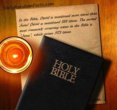 David In The Bible