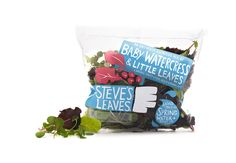 Steve's Leaves Baby Watercress & Little Leaves by big fish®