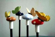 pencil topper