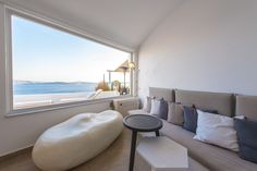 Picture perfect views in every suite at Santorini Secret Suites and Spa