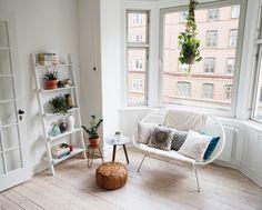 Our living room window. Nørrebro Summers - Blogi | Lily.fi