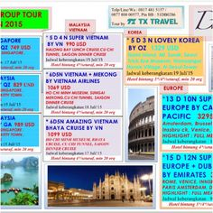 Tour by tx travel