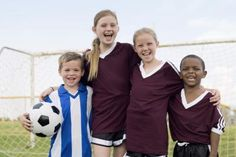 Soccer Drills for Six- to Eight-Year-Olds