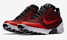 Official Images: Nike HyperAdapt 1.0 Habanero Red