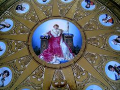 Table d'Austerlitz, château de Malmaison