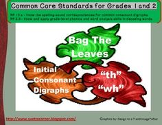 """This is a COMMON CORE aligned 22 page phonics unit for 1st and 2nd graders.  This unit will give your students confidence in decoding initial digraphs """"th"""" and """"wh"""".  There is also an extension activity for more reinforcement.  Have Fun And Enjoy!!!"""