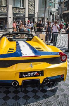 Ferrari 458 Speciale Aperta #Carlover? Please visit www.fi-exhaust.com , Look what we can do for your car!