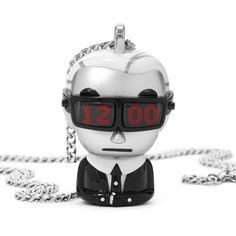Karl Lagerfeld x tokidoki Digital Necklace Watch – $195