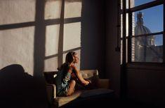 Looks like an Edward Hopper painting. Photographer: Vincent van de Wijngaard