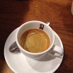 I fall in Coffee!  #Erfurt #oomentour2015 #oomenmampft #coffeefellows