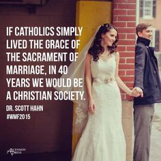 """""""Sacrament of Marriage👰🏻💞👨🏼"""" Catholic Marriage, Catholic Wedding, Catholic Quotes, Catholic Prayers, Catholic Saints, Religious Quotes, Roman Catholic, Catholic Catechism, Marriage And Family"""
