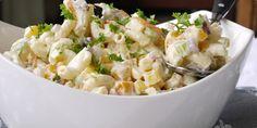 Ljetna salata sa tjesteninom