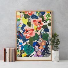 Hockney Limited Edition Art Print