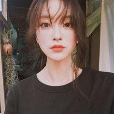 💋 ➷ulzzang ღ girls➶ Style Ulzzang, Ulzzang Korean Girl, Cute Korean Girl, Korean Makeup, Korean Beauty, Asian Beauty, Pretty Asian, Beautiful Asian Girls, Korean Face
