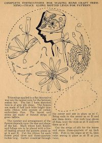 This delightful tip from sewing maven of the Ruth Wyeth Spears, provides patterns and complete instructions for adding floral accents. Sewing Hacks, Sewing Crafts, Sewing Projects, Sewing Tips, Textiles, 1920s Hats, Victorian Hats, Diy Vetement, Millinery Hats