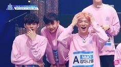 #KangDaniel #OngSeongwoo #LeeWoojin #Ongniel #PeachBear #PinkBlue Most Popular Instagram, Produce 101 Season 2, Ong Seongwoo, Best Couple, Fun To Be One, Dan, Windbreaker, Kpop