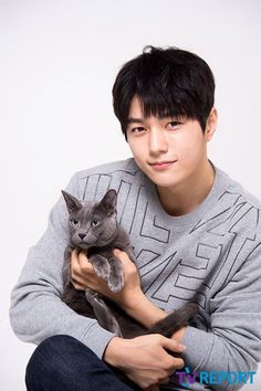 Myungsoo and Byeol