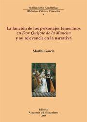 La función de los personajes femeninos en Don Quijote de la Mancha
