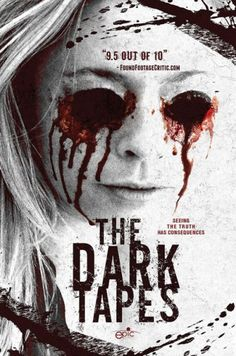 The Dark Tapes is a 2017 found footage science fiction horror anthology film co-directed by Vincent J. Guastini and Michael McQuown, from a screenplay by the latter. As a special effects artist, di…