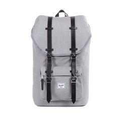 Little America Backpack in wild dove hemp $170