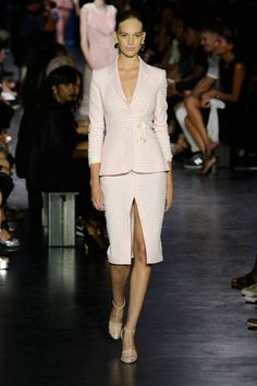Défilé Altuzarra, prêt-à-porter printemps-été 2015, New York. #NYFW #Fashionweek #runway