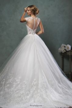Wedding dress Valery | Amelia Sposa 2016